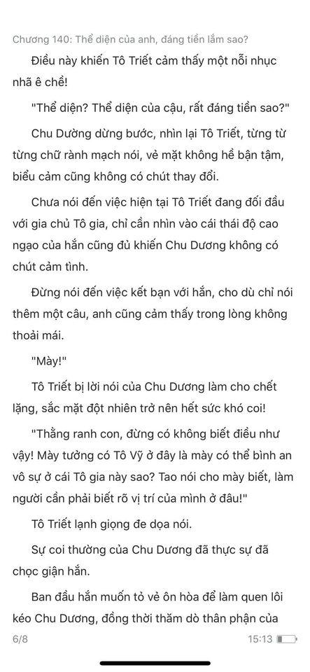 chàng rể đại gia chương 140