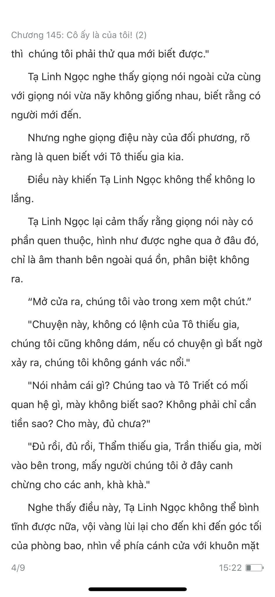 chàng rể đại gia chương 145