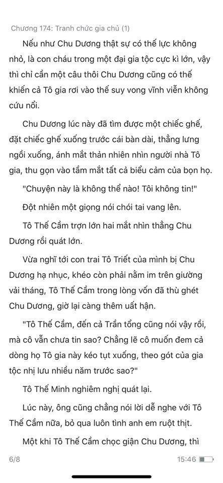 chàng rể đại gia chương 174