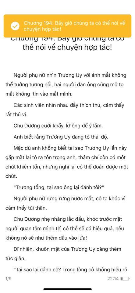 chàng rể đại gia chương 194