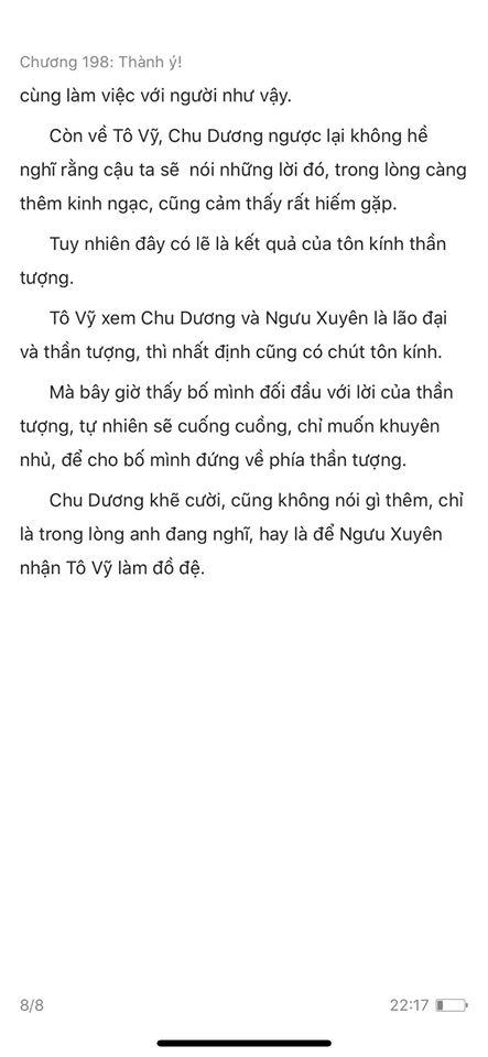 chàng rể đại gia chương 198